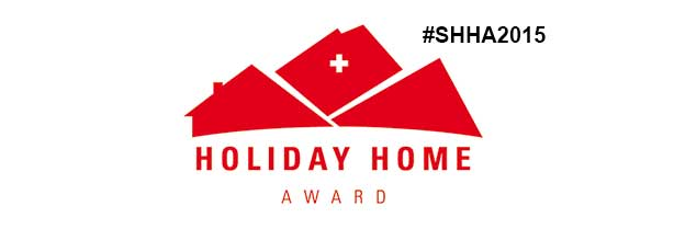 Holiday Home Award 2015 #SHHA2015