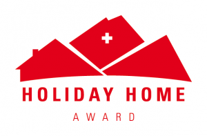 Logo Swiss Holiday Home Award